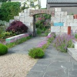 Landscaped Garden in Sandymount, Ireland by Kevin Baumman of Landscaping.ie