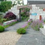 Landscaped Garden in Sandymount, Ireland by Kevin Baumman of Landscaping.ie