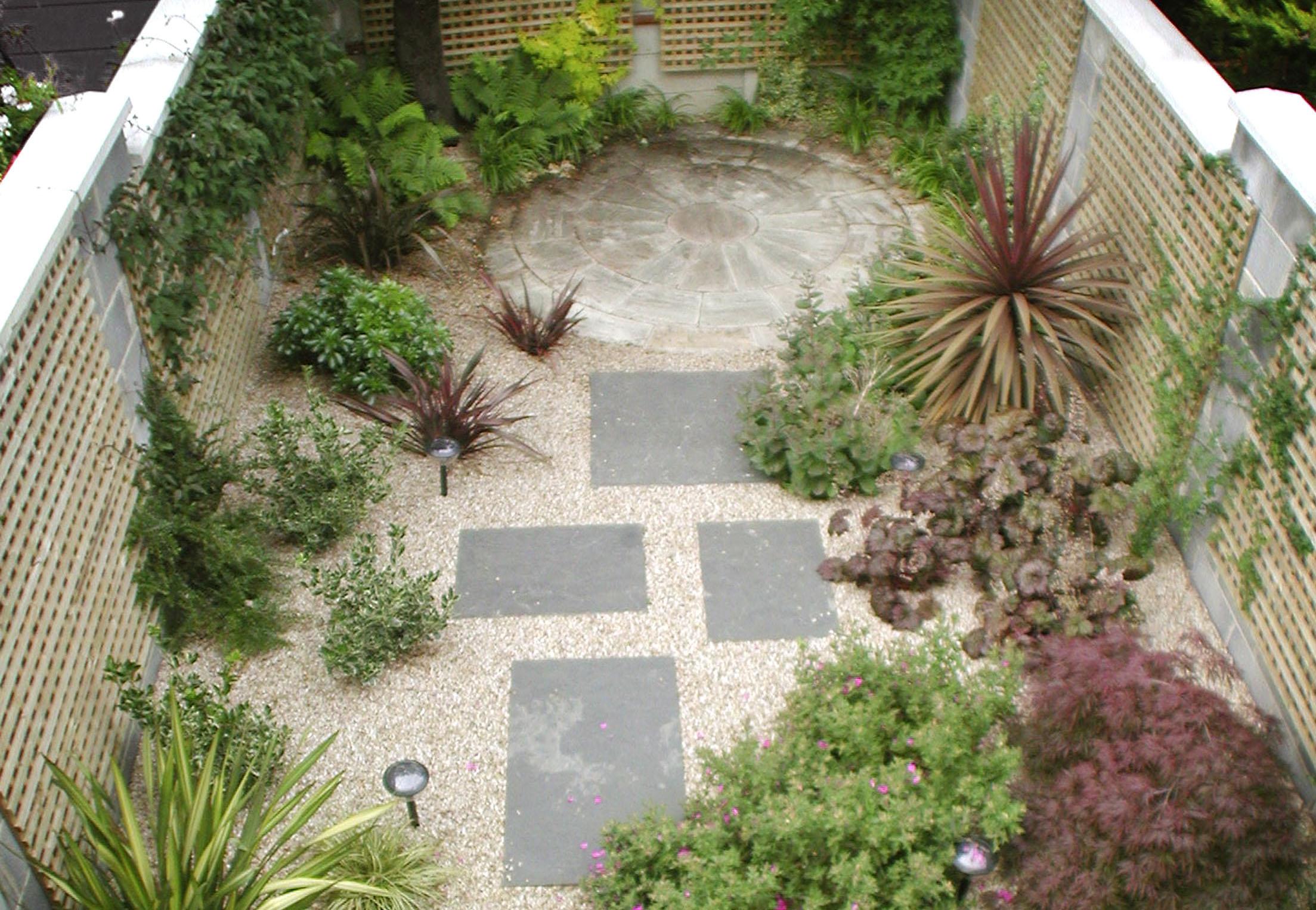 Landscaping Garden Design Project Stillorgan, Dublin, Ireland