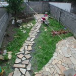 Example of Paving and Landscaping Services
