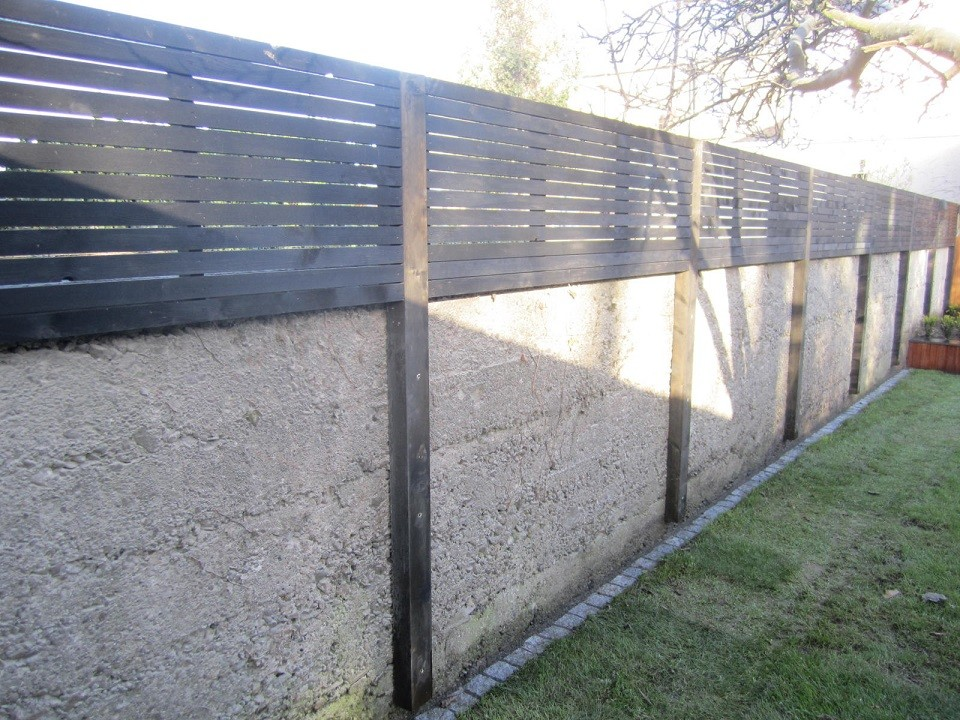 Wall extension