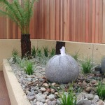 Water Features in Garden