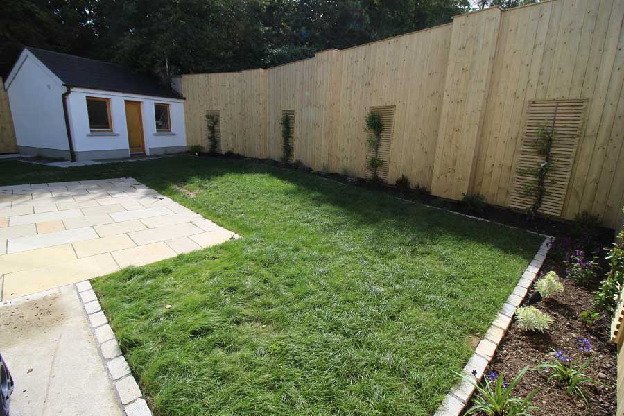 Landscaping Contract in Stillorgan, Dublin