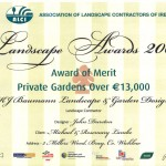 ALCI Award 2006 - Landscaping.ie