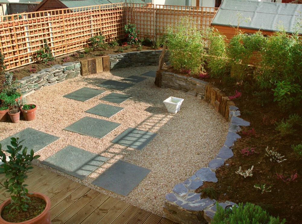 Raised Beds Garden Design Dublin & Wicklow - Landscaping.ie