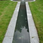 Garden Water Feature in Castleknock Dublin, Ireland - Landscaping.ie