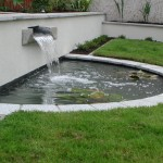 Water Feature in Castleknock, Dublin, Ireland