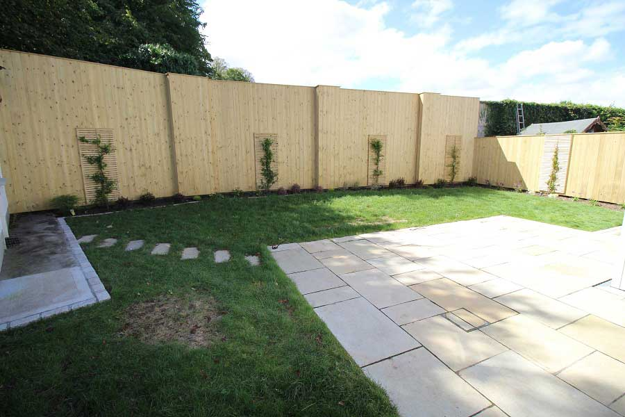 Fencing and Planting