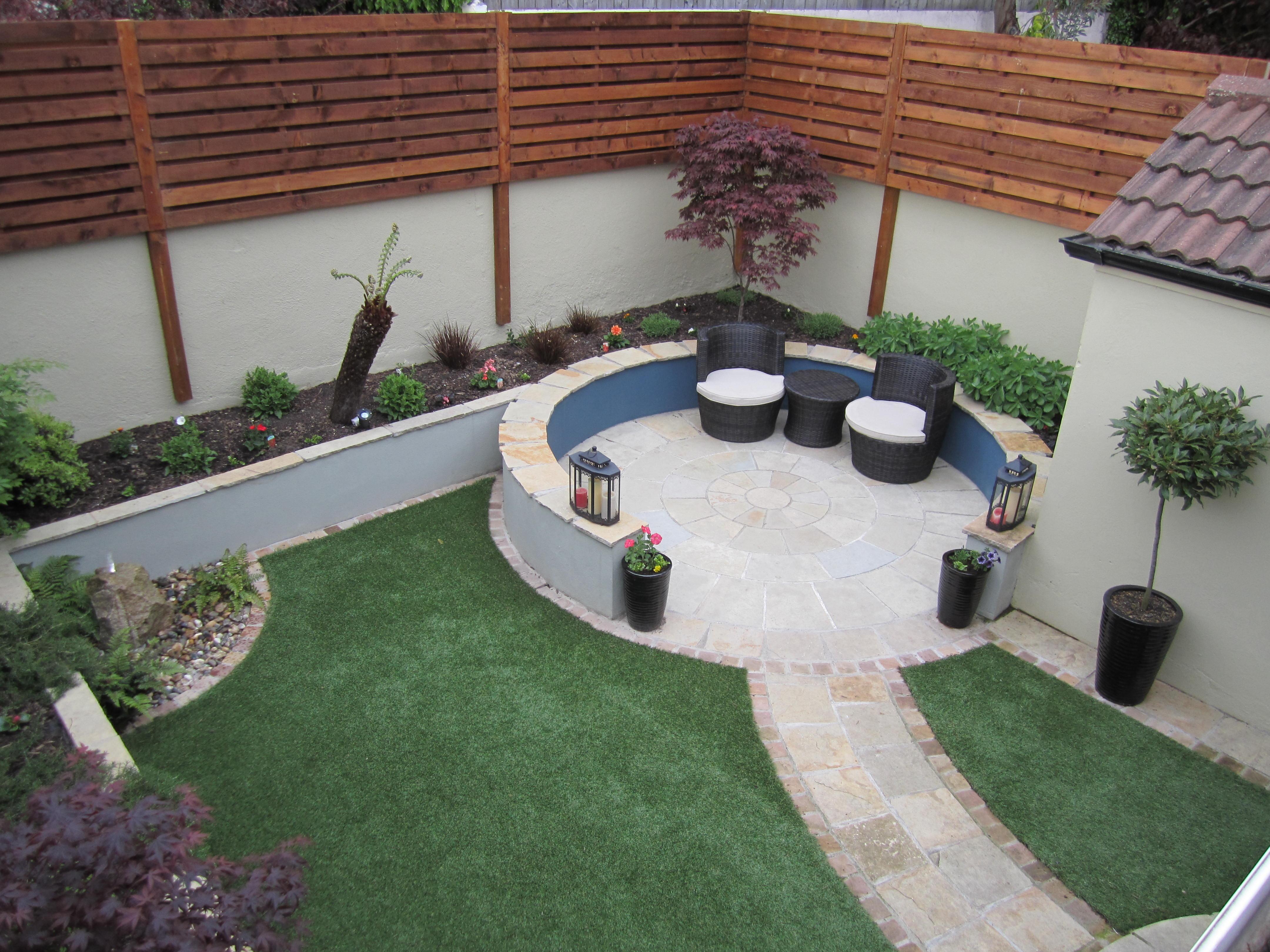 Garden Fencing Design Dublin, Wickkow - Landscaping.ie