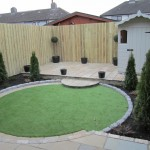 low maintenance garden design 2