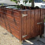 wheelie bin screens